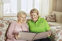 Stuttgart, praca Niemcy dla opiekunki osób starszych do Pani Helgi (lat 78)