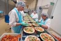 Od zaraz ogłoszenie pracy w Niemczech bez języka na produkcji pizzy Kolonia