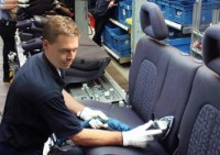 Dam pracę w Niemczech dla Tapicerów przy produkcji siedzeń samochodowych