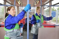 Od zaraz praca w Niemczech bez języka przy sprzątaniu autobusów i tramwajów Stuttgart