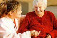 Praca Niemcy opiekunka osób starszych do Pani 92 l. ze Schwetzingen