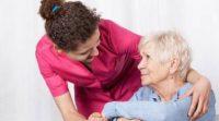 Praca Niemcy jako opiekunka osób starszych do Pani 79 lat z Okholm
