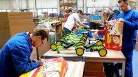 Dla par praca w Niemczech bez znajomości języka przy produkcji zabawek Erfurt 2018