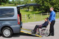 Norymberga od zaraz Niemcy praca dla kierowców kat.b przy przewozie osób niepełnosprawnych