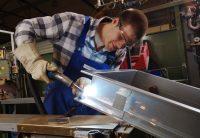 Dam pracę w Niemczech dla ślusarza – montera konstrukcji stalowych bez języka