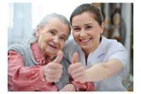Praca Niemcy w opiece nad starszą Panią w wieku 87 lat z Kolonii