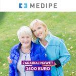 Berlin, praca w Niemczech dla opiekunki osób starszych do Pana 88 lat