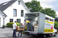 Praca Niemcy fizyczna pomoc przy przeprowadzkach od zaraz Breitungen/Werra