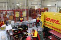 Bez języka od zaraz dam pracę w Niemczech przy sortowaniu paczek, DHL Neumünster