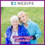 Niemcy praca od zaraz dla opiekunki starszej Pani 81 lat z Meerbusch