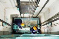 Oferta fizycznej pracy w Niemczech jako monter wind i urządzeń dźwigowych