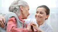 Dam pracę w Niemczech opiekunka osób starszych do Pani 81 l. z Heilbronn