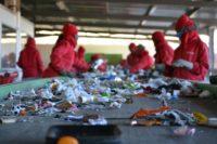 Bez języka oferta fizycznej pracy w Niemczech od zaraz sortowanie odpadów Poczdam