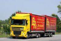 Kierowca ciężarówki z kat. C+E – praca Niemcy od zaraz w Bielefeld