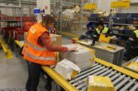 Fizyczna praca w Niemczech bez języka od zaraz na magazynie logistycznym DHL, Dortmund