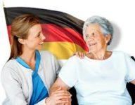 Praca Niemcy opiekunka osób starszych do Pani 83 l. z Friedrichshafen od 29-go marca