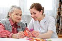 Praca Niemcy opiekunka osób starszych do Pani Doris 84l. z Lahstein
