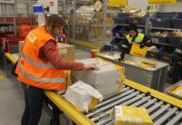 Fizyczna praca w Niemczech bez znajomości języka sortowanie paczek od zaraz DHL