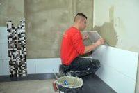 Praca Niemcy na budowie dla glazurnika-kafelkarza bez języka remonty mieszkań, Stuttgart