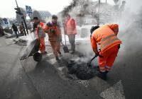 Oferta fizycznej pracy w Niemczech pracownik drogowy, Isselburg