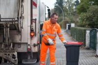Oferta fizycznej pracy w Niemczech od zaraz bez języka pomocnik śmieciarza Drezno