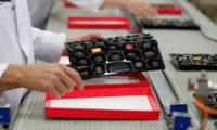Praca w Niemczech bez języka pakowanie pralin od zaraz dla par w Lipsku