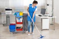 Oferta pracy w Niemczech od zaraz przy sprzątaniu biur bez języka Dortmund