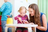 Niemcy praca od zaraz bez języka dla niani opiekunki małego dziecka NRW