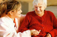 Niemcy praca opiekunka do mobilnej, starszej pani 95 l. z Essen od 31.07.