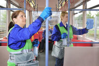 Praca w Niemczech od zaraz przy sprzątaniu autobusów bez języka Monachium