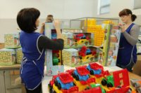 Praca w Niemczech dla par bez języka przy produkcji zabawek od zaraz Erfurt