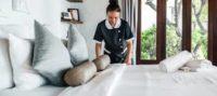 Pokojówka oferta pracy w Niemczech przy sprzątaniu hotelu k. Oberstdorfu