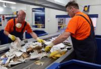Fizyczna praca w Niemczech bez języka przy sortowaniu odpadów od zaraz Hamburg