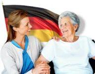 Praca Niemcy opiekunka do seniorki 93 l. z Monachium od 31-go maja 2020
