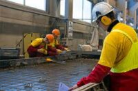 Zbrojarz-betoniarz bez języka oferta pracy w Niemczech w budownictwie przy produkcji schodów, Fellbach