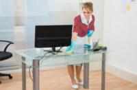 Praca w Niemczech przy sprzątaniu biur w Berlinie od zaraz dla sprzątaczek z podstawowym językiem