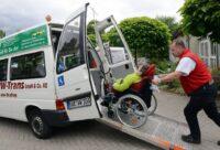 Od zaraz praca w Niemczech kierowca kat.B bez języka przewóz osób niepełnosprawnych w Norymberdze