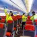 sprzatanie samolotu praca Niemcy 2020