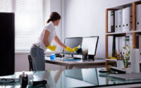 Dam pracę w Niemczech przy sprzątaniu biur od zaraz, Frankfurt nad Menem