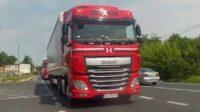 Oferta pracy w Niemczech kierowca ciężarówki z kat. C+E od zaraz w Bielefeld