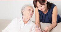 Opiekunka osób starszych od zaraz oferta pracy w Niemczech z Diedorf do Pani 92 l.