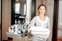 Praca Niemcy od zaraz dla pokojówki przy sprzątaniu w hotelu z Ahrenshoop
