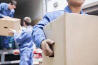 Niemcy praca fizyczna jako pomocnik przy przeprowadzkach, Senden 2020