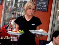Od zaraz oferta pracy w Niemczech dla kelnerek w rejonie Cottbus