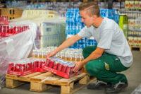 Od zaraz ogłoszenie Niemcy praca bez znajomości języka na magazynie napojów Essen