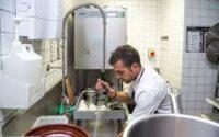 Bez języka dam pracę w Niemczech od zaraz dla pomocy kuchennej w Bonn
