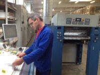 Dam pracę w Niemczech od zaraz na produkcji jako drukarz operator maszyny drukarskiej, Kleintettau