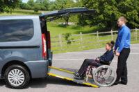 Praca Niemcy bez języka dla kierowców kat.B od zaraz przy przewozie osób niepełnosprawnych w Berlinie