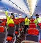 Praca Niemcy bez języka przy sprzątaniu-dezynfekcji samolotów od zaraz Frankfurt nad Menem