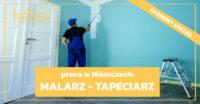Praca w Niemczech dla malarza-tapeciarza na budowie od zaraz, Kirkel 2021
